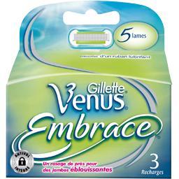 Vénus embrace - lames de rasoir