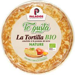 Tortilla BIO nature