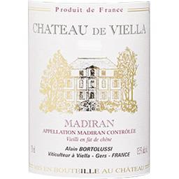 Madiran Château de Viella vin Rouge 2016