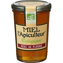 Miel de fleurs de France BIO