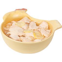 Blanc de poulet au citron