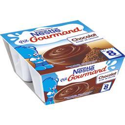 P'tit Gourmand - Dessert chocolat, 8+ mois
