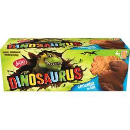Biscuits Dinosaurus chocolat au lait