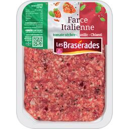 Farce Italienne tomate séchée ail basilic chianti