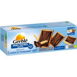 Biscuit Choco fondant léger sans sucres ajoutés