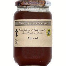 Confiture artisanale abricot de la vallée du Rhône