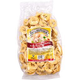Tortelloni aux champignons