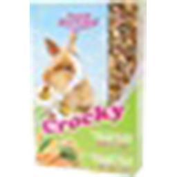 Aliment composé pour lapins nains