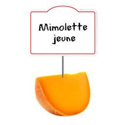 Mimolette jeune 24% de MG