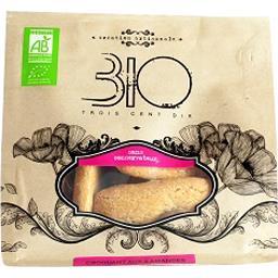 310 Bio Croquant aux 3 amandes bio Le sachet de 150 gr