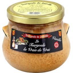 La Teurgoule 'la Vraie de Vrai' vanille