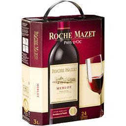 Vin de pays d'Oc - Merlot vin rouge