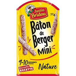 Le Bâton de Berger - Mini saucisson sec nature
