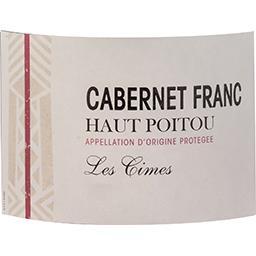 Haut Poitou Cabernet franc Lacheteau vin Rouge 2017