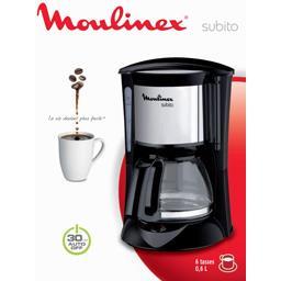 Cafetière 6 tasses Subito