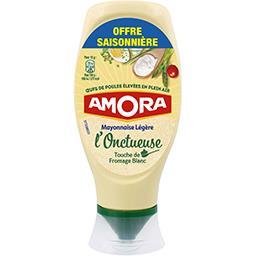 Amora Mayonnaise légère L'Onctueuse