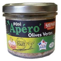 Pâté Apéro olives vertes