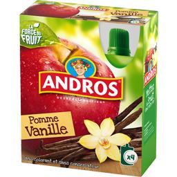 Dessert fruitier pomme vanille