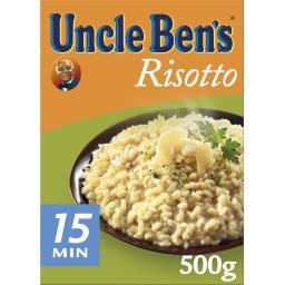 Riz pour risotto inratable