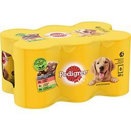 Les Cuisinés en Sauce aux petits légumes pour chiens