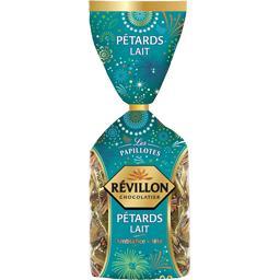 Révillon Chocolatier Les Papillotes pétards lait