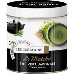 Le Matcha Thé vert japonais