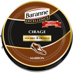 Excellence - Cirage marron