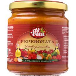 Spécialité Italienne Peperonata Milanese