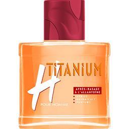 Après-rasage à l'allantoïne, Titanium