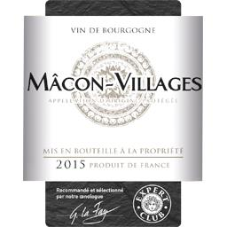 Mâcon villages, vin blanc