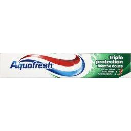 Dentifrice triple protection menthe douce