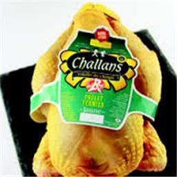 Poulet fermier de Challans jaune PAC LR