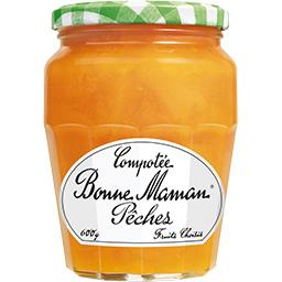 Bonne Maman Compote pêches