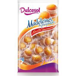 Madeleines recette gourmande