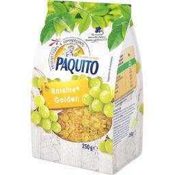 Paquito Raisins secs golden le sachet de 250 g