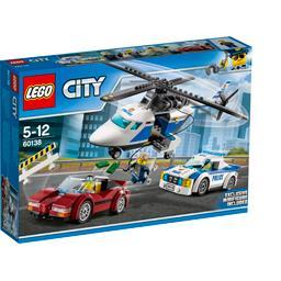 City - La Course Poursuite en Hélicoptère