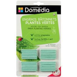 Engrais bâtonnets plantes vertes