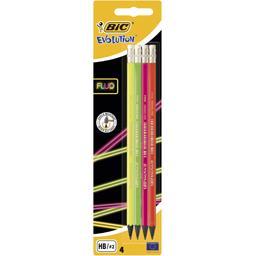 Crayon graphite Evolution fluo HB