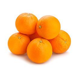 Oranges non traitées après récolte