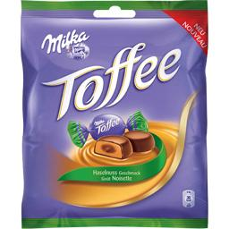 Bonbon toffee noisette