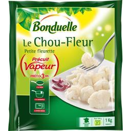 Précuit Vapeur - Le Chou-fleur, petite fleurette