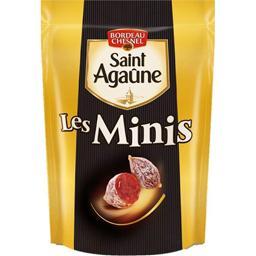 Saint Agaûne - Saucisson sec, les minis croc