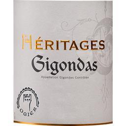 Gigondas, vin rouge