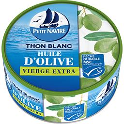 Thon blanc huile d'olive vierge extra