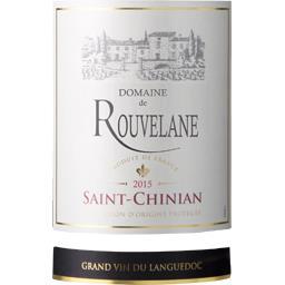 Saint-Chinian, vin rouge