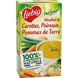 Pur'Soup - Mouliné de carottes, poireaux, pommes de ...