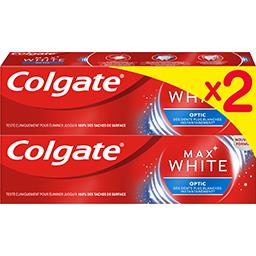 Colgate Max White - Dentifrice Optic