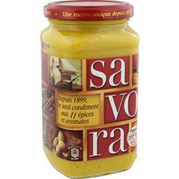 Spécialité à la moutarde de Dijon aux 11 épices et a...