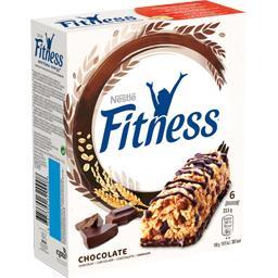 Fitness - Barres de céréales au chocolat