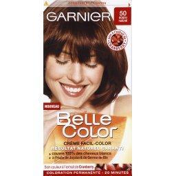 Belle Color - Crème Facil-color permanente Acajou Naturel 50